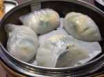 streamed prawn and chive dumplings at phoenix palace