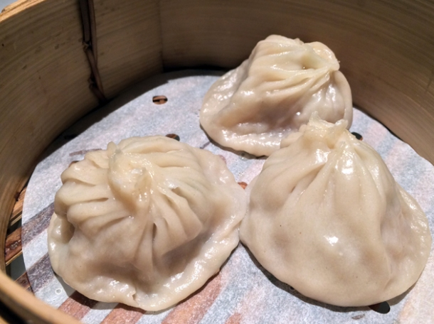 xiao long bao at pearl liang