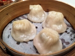 shanghai pork soup dumplings at young cheng