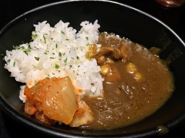 cocoro mini curry rice