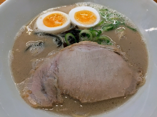 shiromaru havana classic tonkotsu ramen at ippudo london