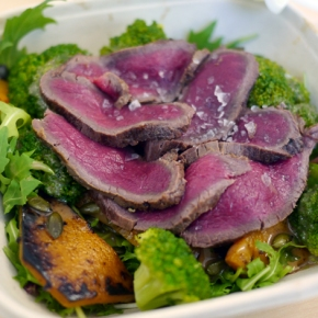 The Wild Game Co review – venison Fitzroviapop-up