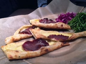 Babaji Pide review – Turkish pizzas hit Soho