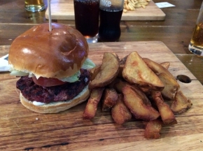 The Thirsty Bear review – iPad your burgers in Southwark