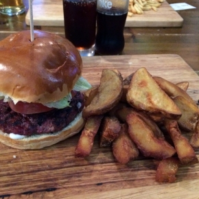 The Thirsty Bear review – iPad your burgers inSouthwark