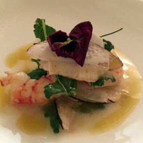 Il Sanlorenzo review – superb Rome seafood, shame about the service