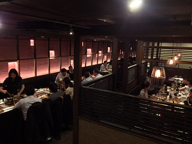 Jin Go Gae Restaurant New Malden