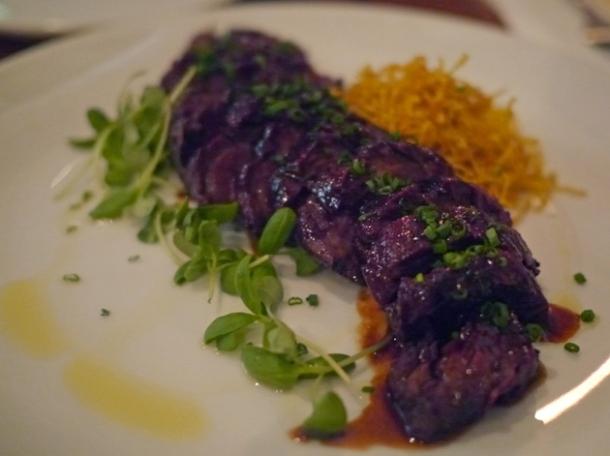 onglet steak special at bo drake