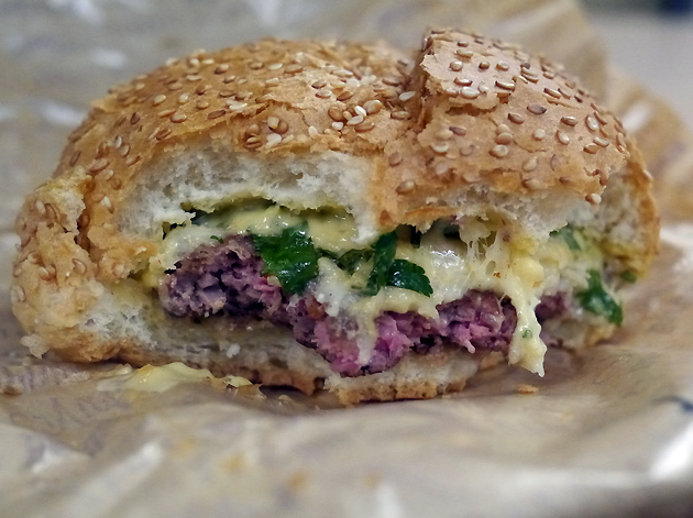 big fernand burger hamburges tottenham court road london