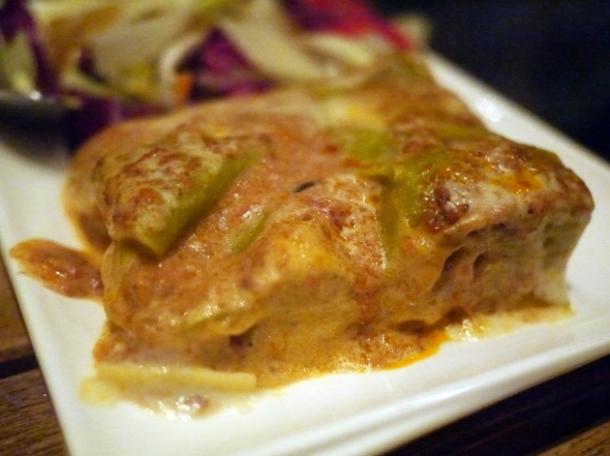 lasagna at in parma