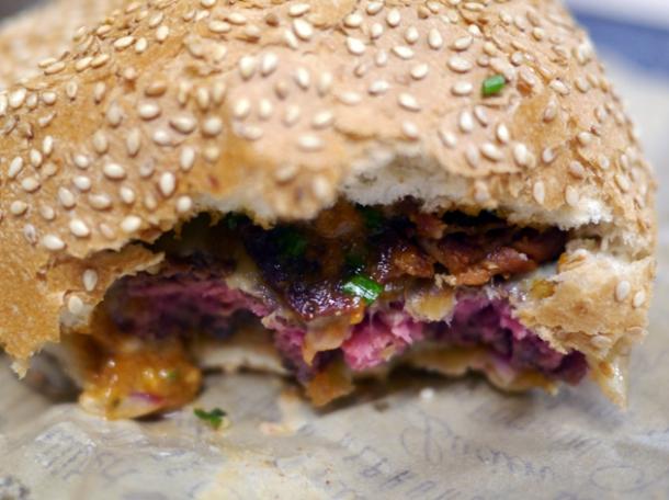 le bartolome bacon cheeseburger at big fernand