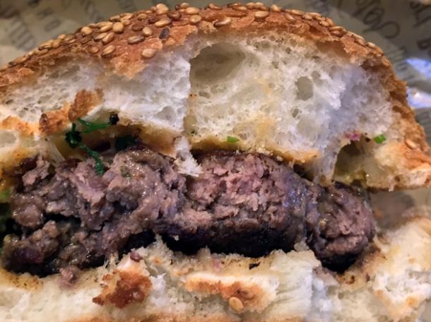 le big fernand burger at big fernand