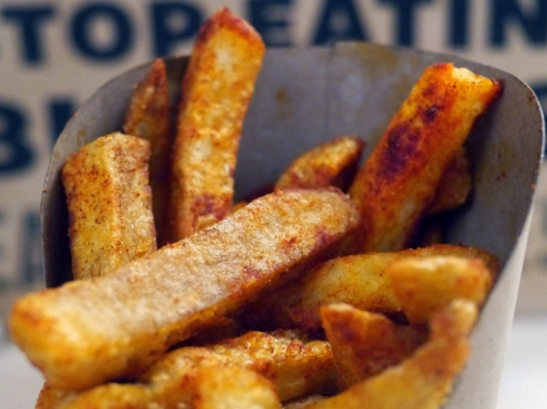 les fernandines chips at big fernand