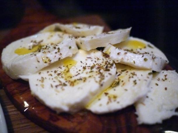 mozzarella at in parma