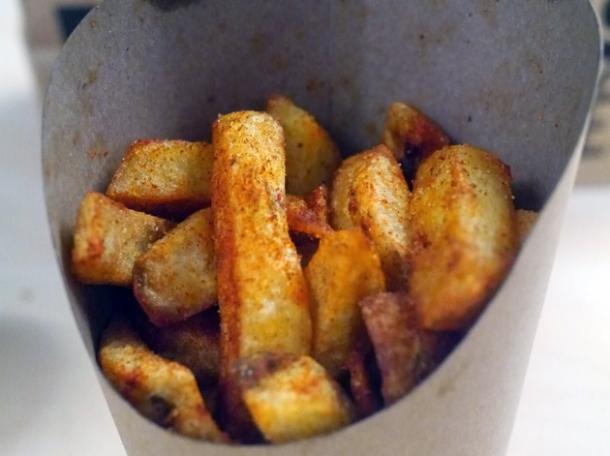 paprika salt chips at big fernand