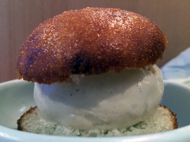 horlicks fried bao at bao lexington street