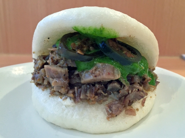 lamb bao at bao lexington street