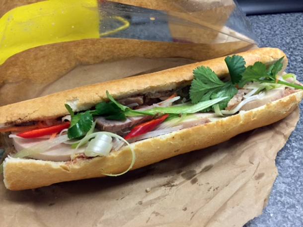 banh mi at east street