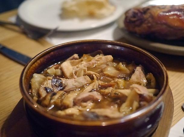 chicken and rabbit stew at morada brindisa asador