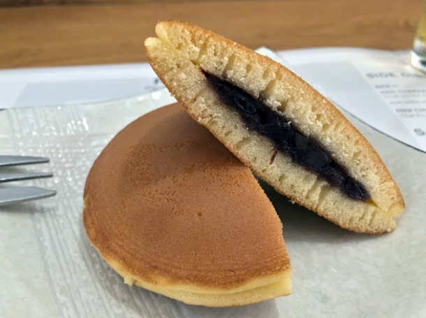 dorayaki at muga