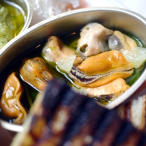 Taberna do Mercado review – food so good the City doesn't deserveit