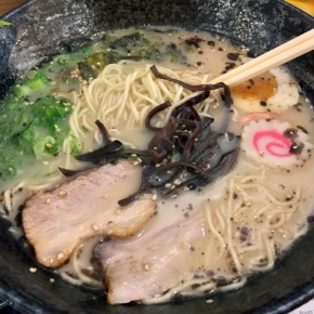 Muga review – Panton Street tonkotsu ramen worth sweating over