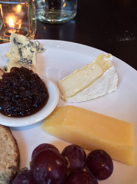 cheese at the newman arms