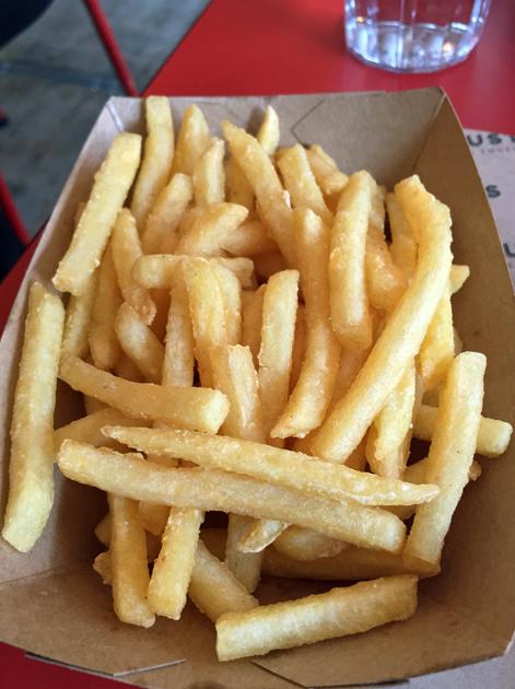 fries at austen's