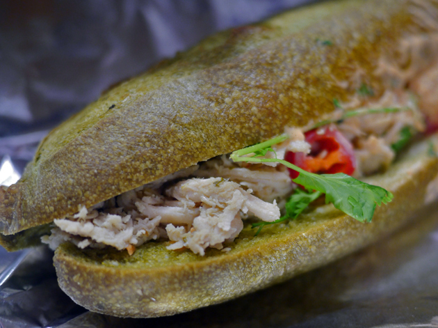 Banh Mi in London review – baguettes from Whaam Banh Mi, Moba and ...