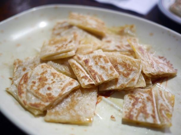 roti kaya at roti king