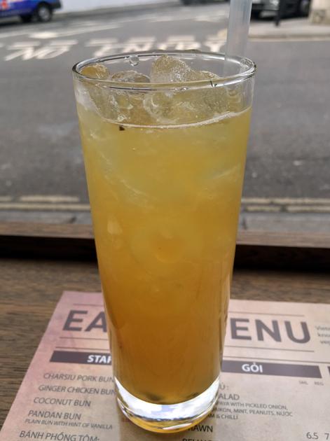 tamarind juice at caphe pho