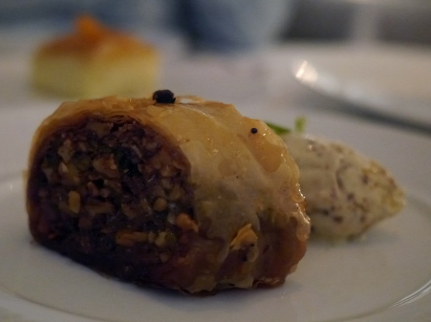 baklava at milos london