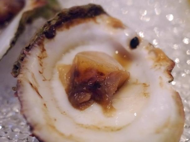 greek rock oysters at milos london