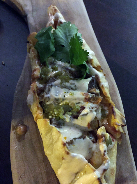 beef short rib pide at oklava