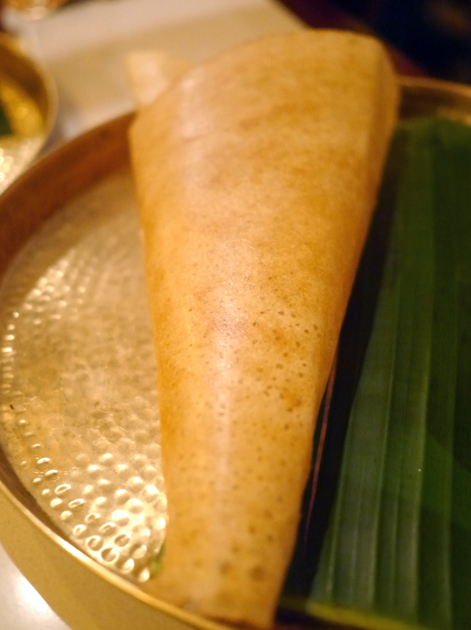 dosa at hoppers