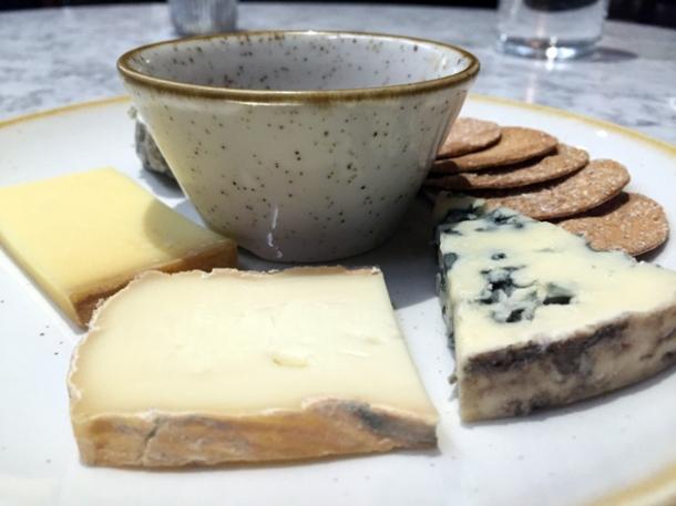 cheese at the ninth