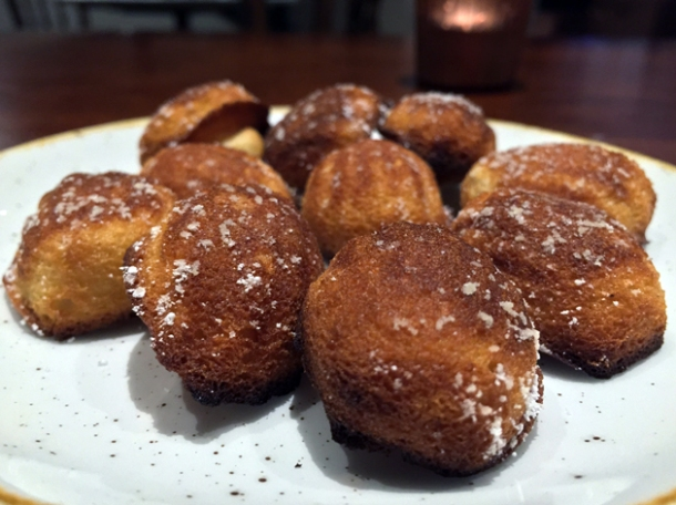 madeleines at the ninth