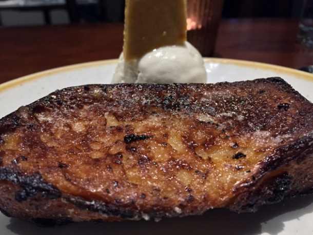 pain perdu at the ninth london fitzrovia