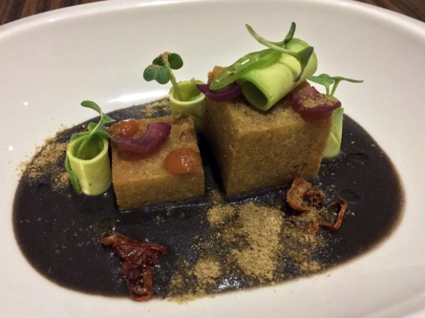 corn fritter cubes at kuuk
