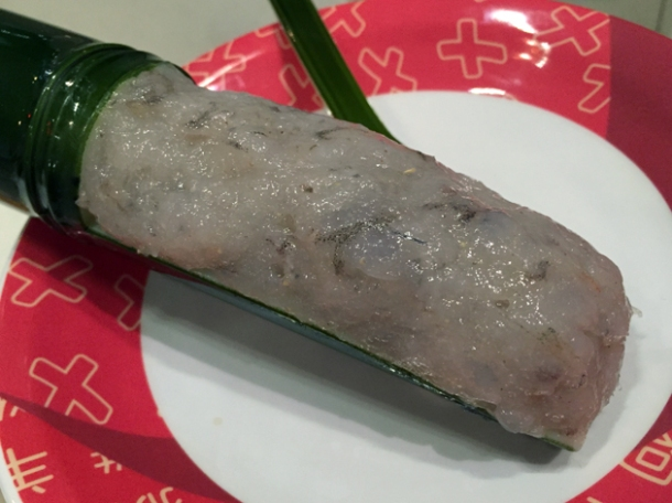 prawn loaf at shuang shuang