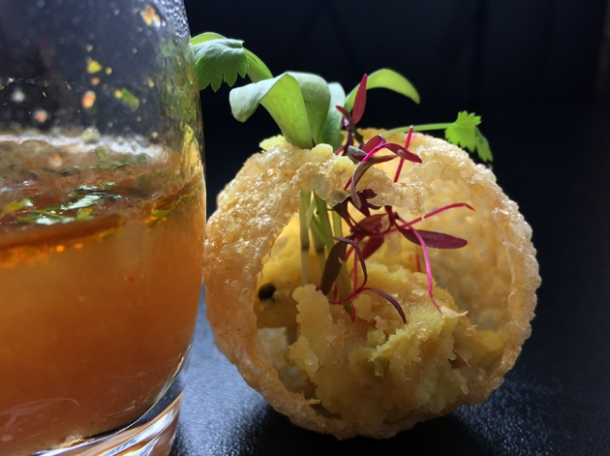 rasam ke bomb at gunpowder london