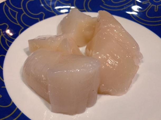 scallops at shuang shuang