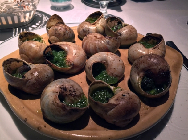 escargots at bellanger