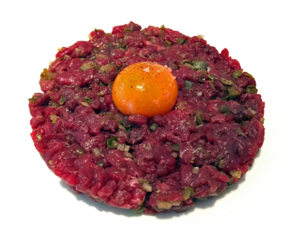 steak tartare at pharmacy 2