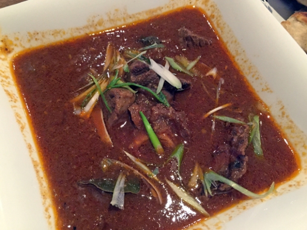 lamb curry at kailash momo