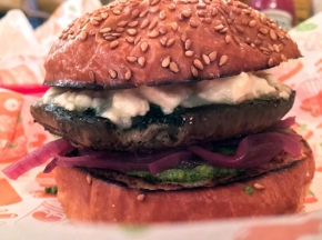 Burgerac Burgershack at The Social review – burger blogger shows how it's done