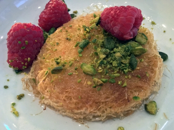 kanafeh at the barbary