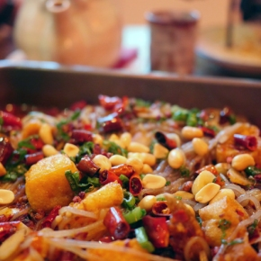 The Sichuan review – tongue tickling in Shoreditch and the City