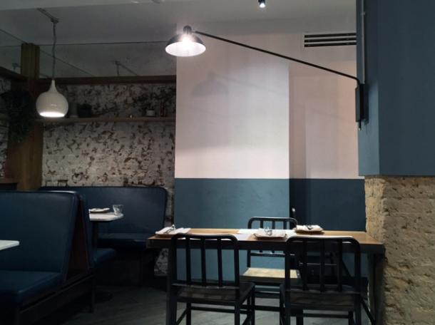 foley's ground floor decor fitzrovia