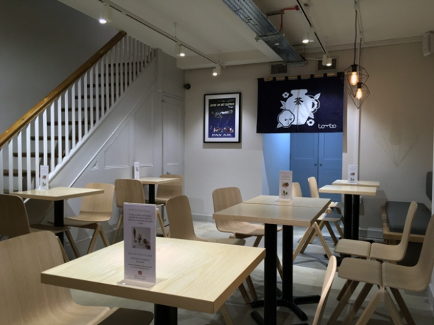 tombo soho interior
